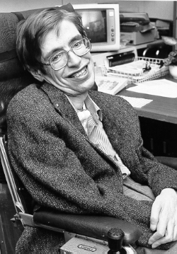 źródło: http://upload.wikimedia.org/wikipedia/commons/e/eb/Stephen_Hawking.StarChild.jpg